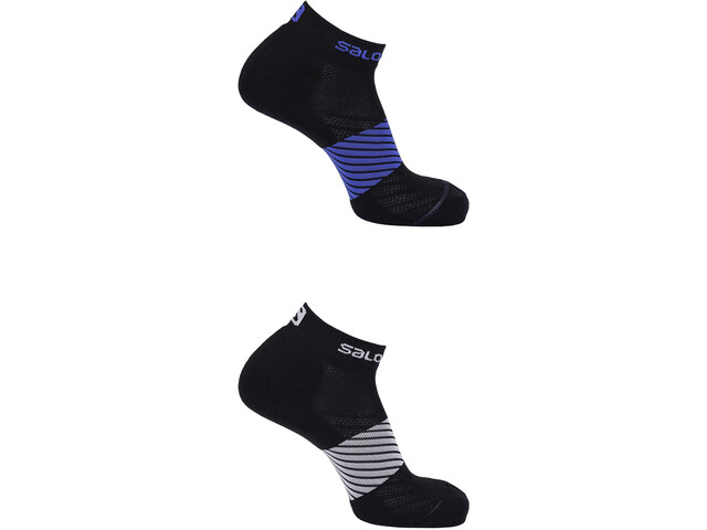 Salomon XA Socks 2 pack, night sky/black white